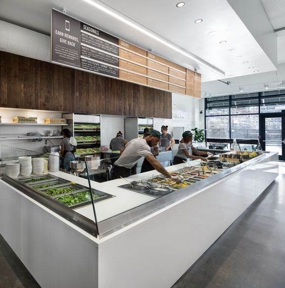 modern restaurant interior 7 Maintenance Tips For Keeping Restaurant Kitchens In A Great Shape