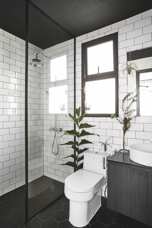monochromatic bathroom Tips For Preventing Toilet Clog
