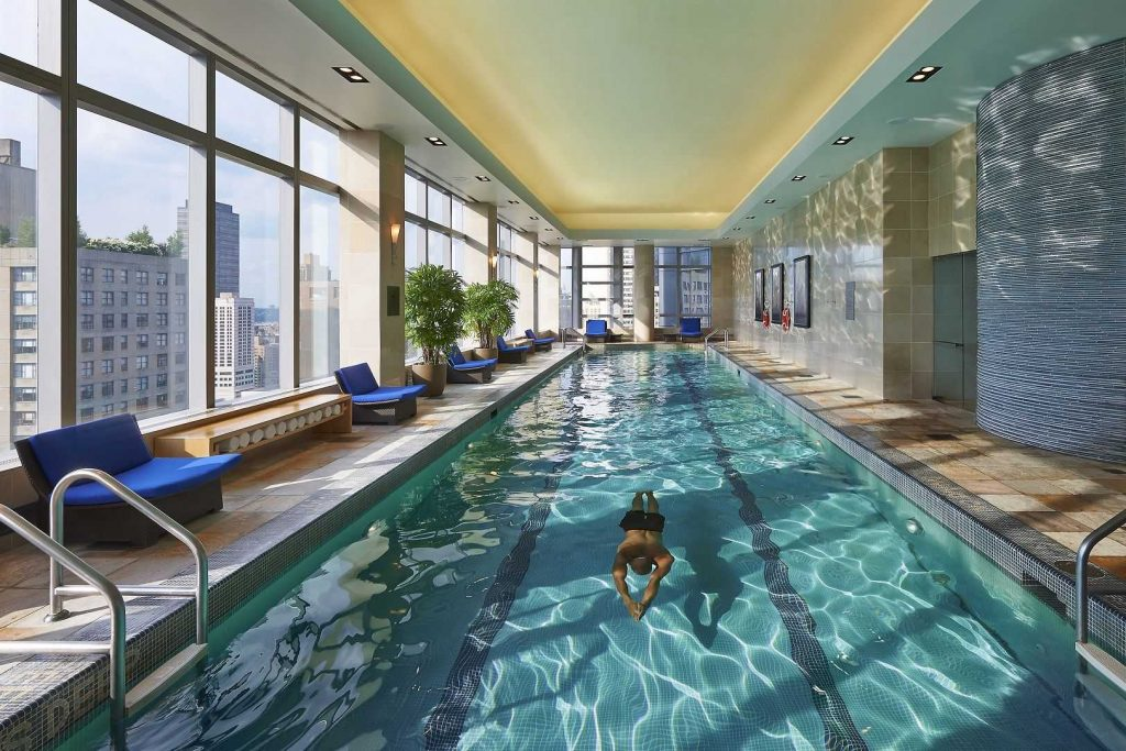 swimming pool 1024x683 Life of Luxury: 5 different leisure facilities available in buy to let apartments