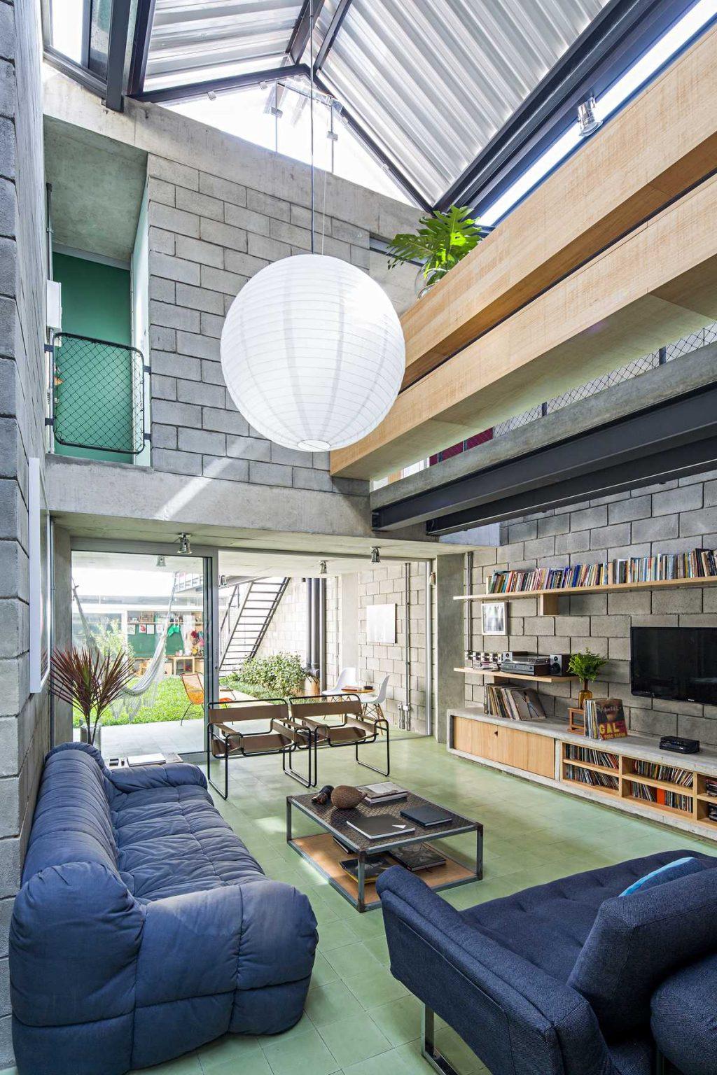 Havaí House by chico barros + garoa architects