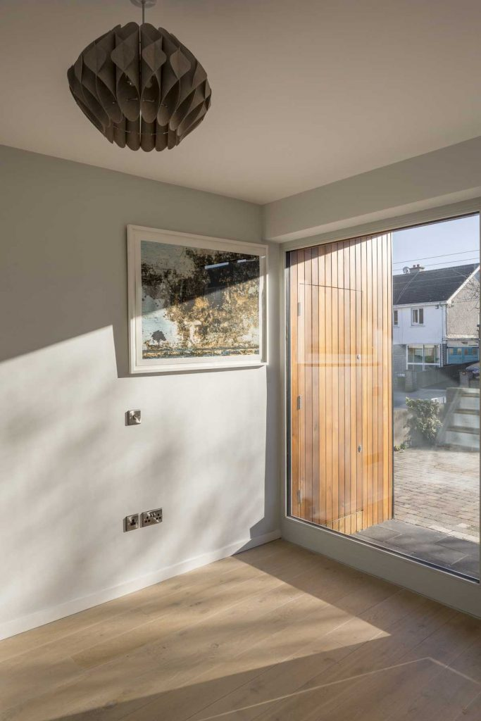 %name Renovation and extension of a 1970s semidetached house