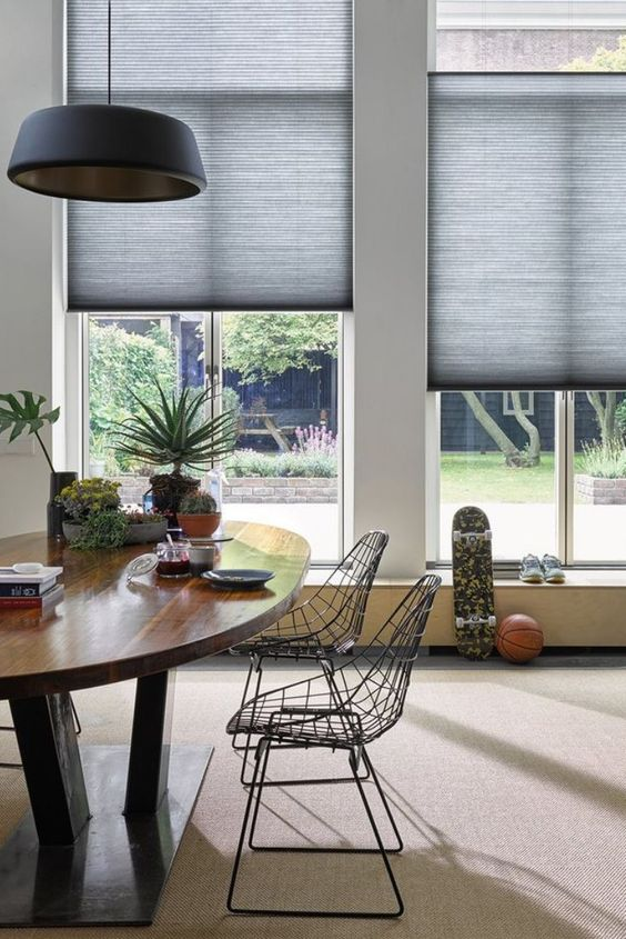 summer blinds 7 Interior Design Ideas for the Summer
