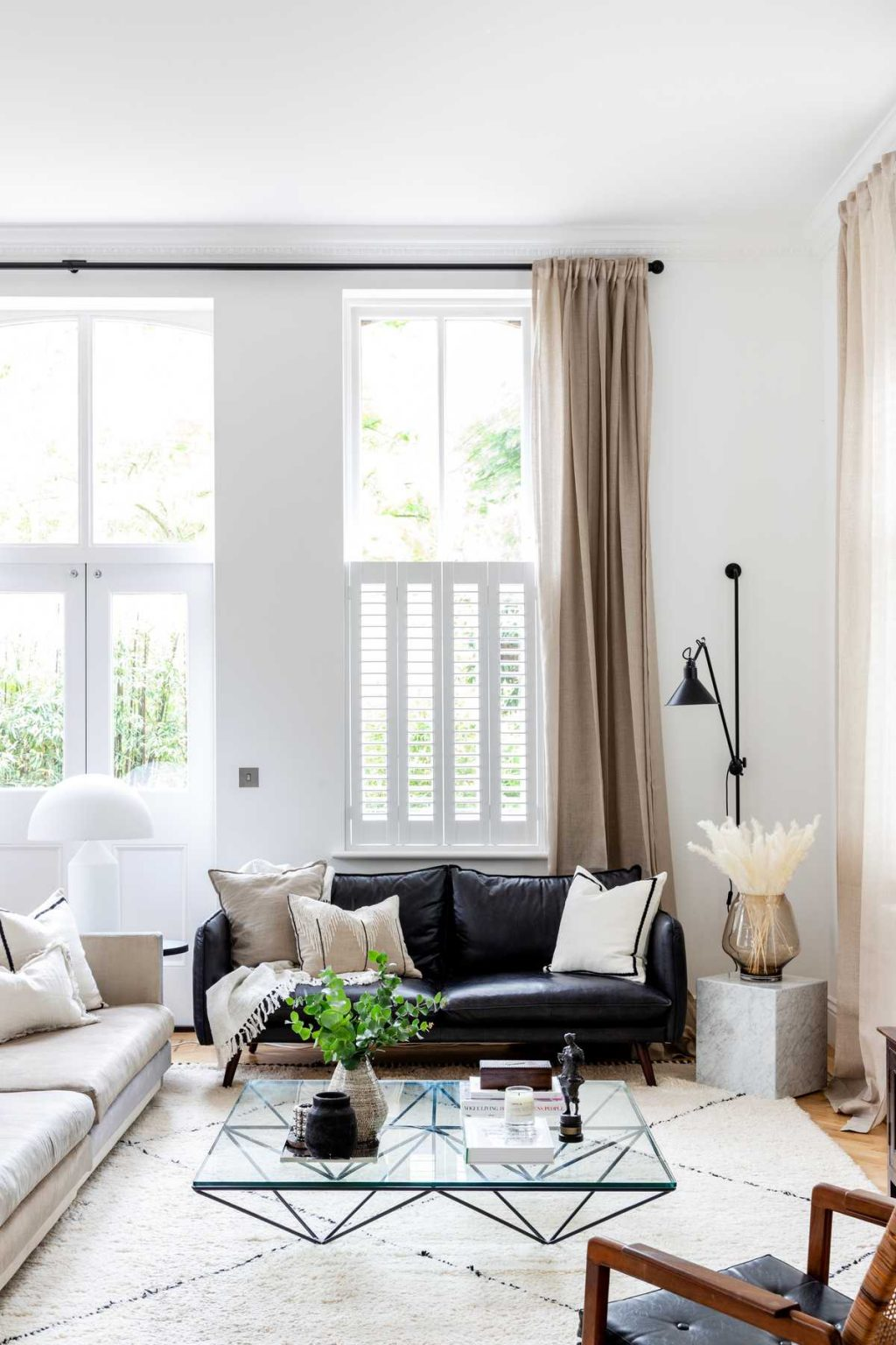 Interior renovation by Covet & Noir