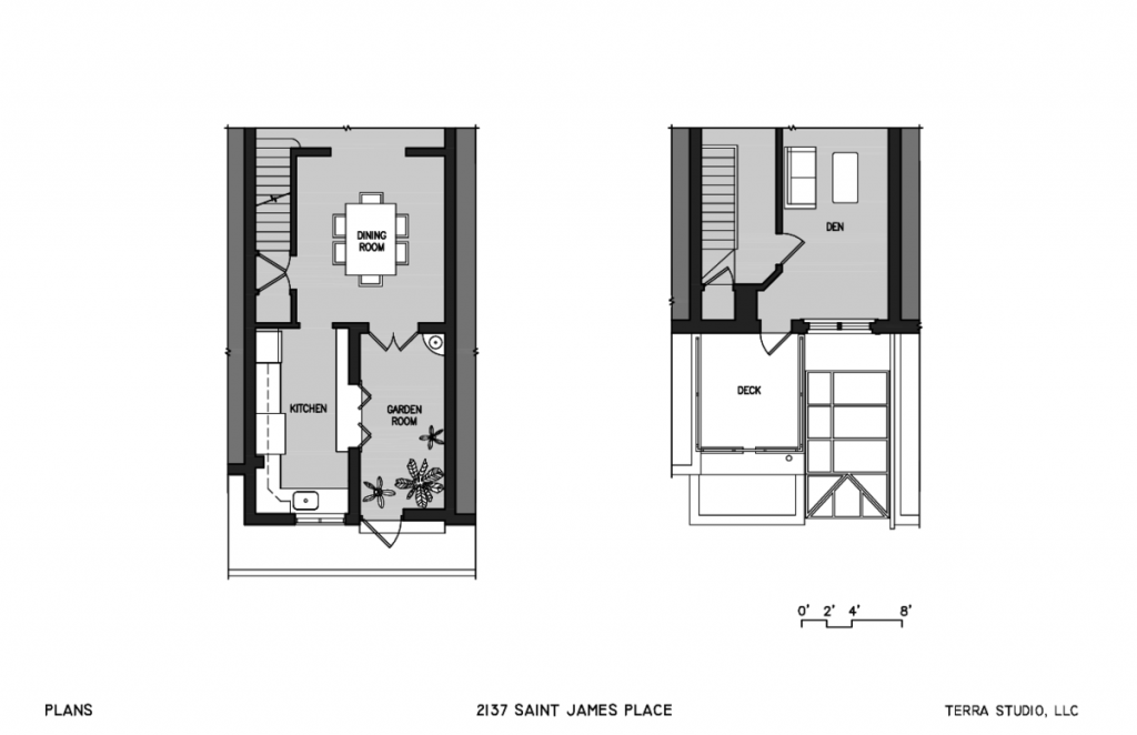 70076 floorplans 1024x662 Parking Space was turned into a Tropical Garden