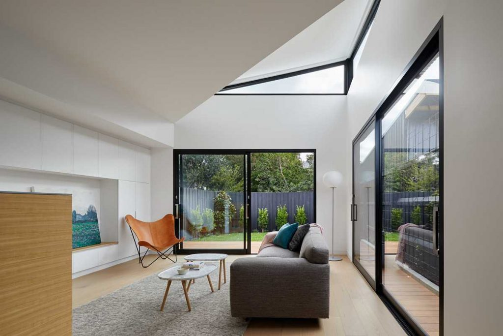 %name A three bedroom home in Melbourn by ROAM Architects
