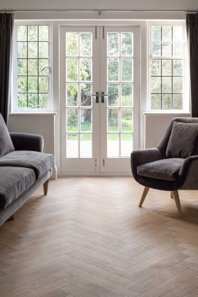 A full house refurbishment in London by Studio Basheva