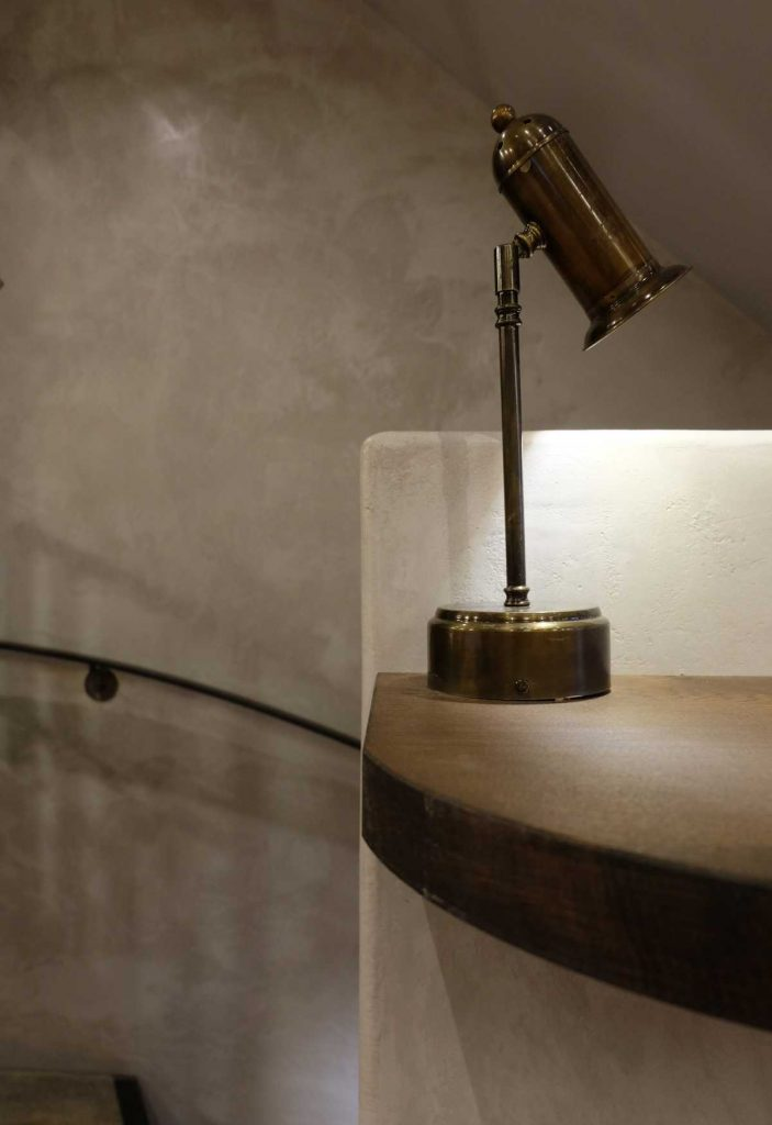 %name A modernist Sri Lankan restaurant by interior designer Annie Harrison