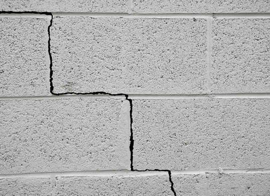 foundation cracks How To Prevent Basement Flooding