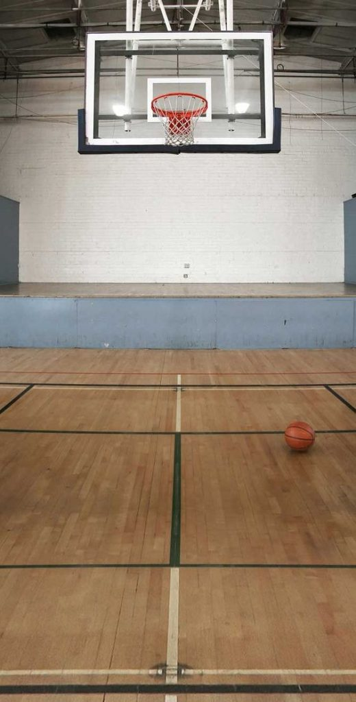 old basketball floors 520x1024 Basketball floors that deliver