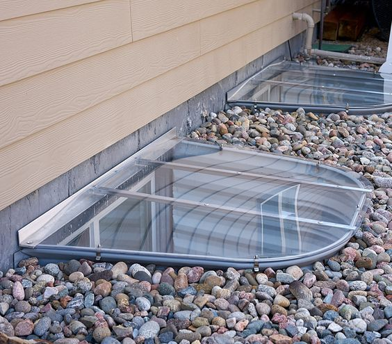 window well covers How To Prevent Basement Flooding