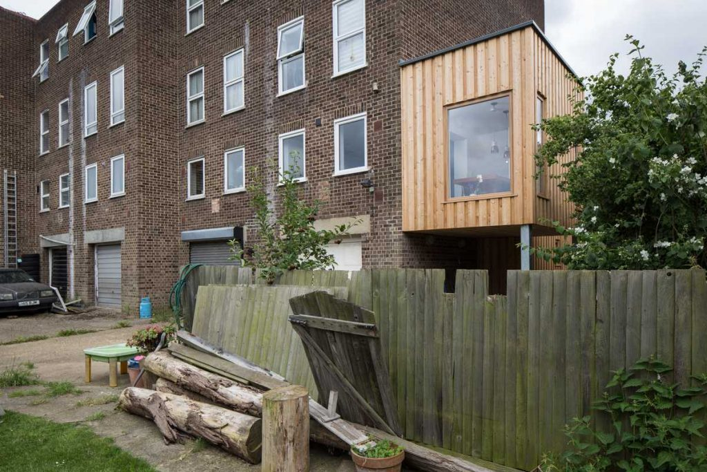 %name Codrington Hill by North Architects Studio