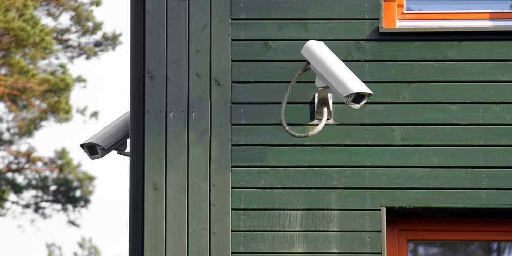 home security camera Benefits of Installing CCTV in Your Home