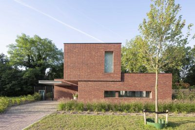 "Villa ""Alders"" by Joris Verhoeven Architectuur"