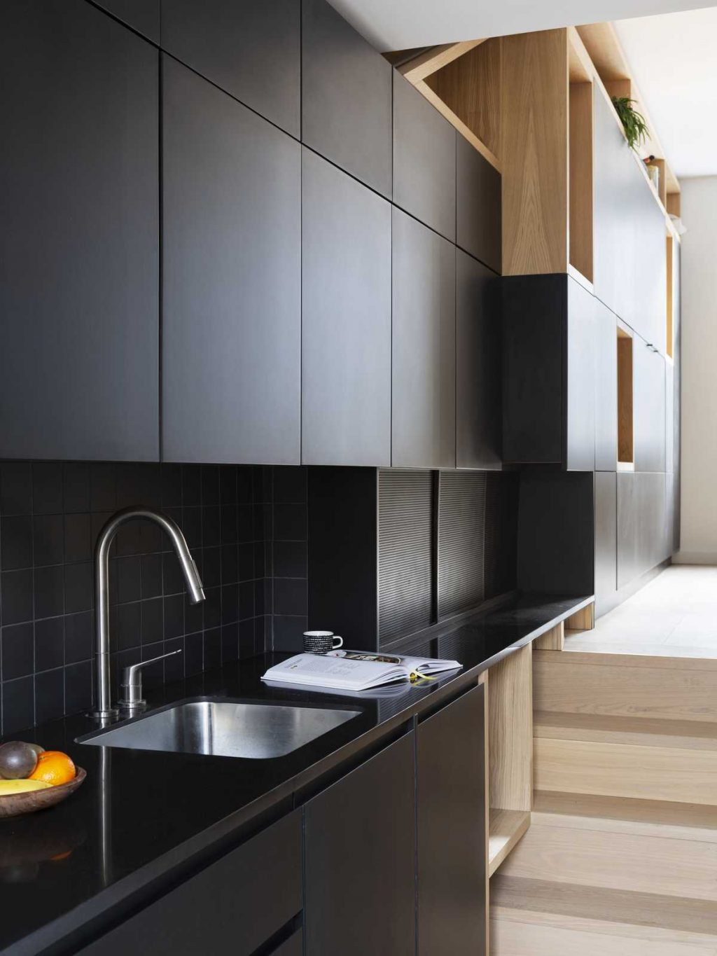 Conversion of a single-family dwelling by MATA Architects