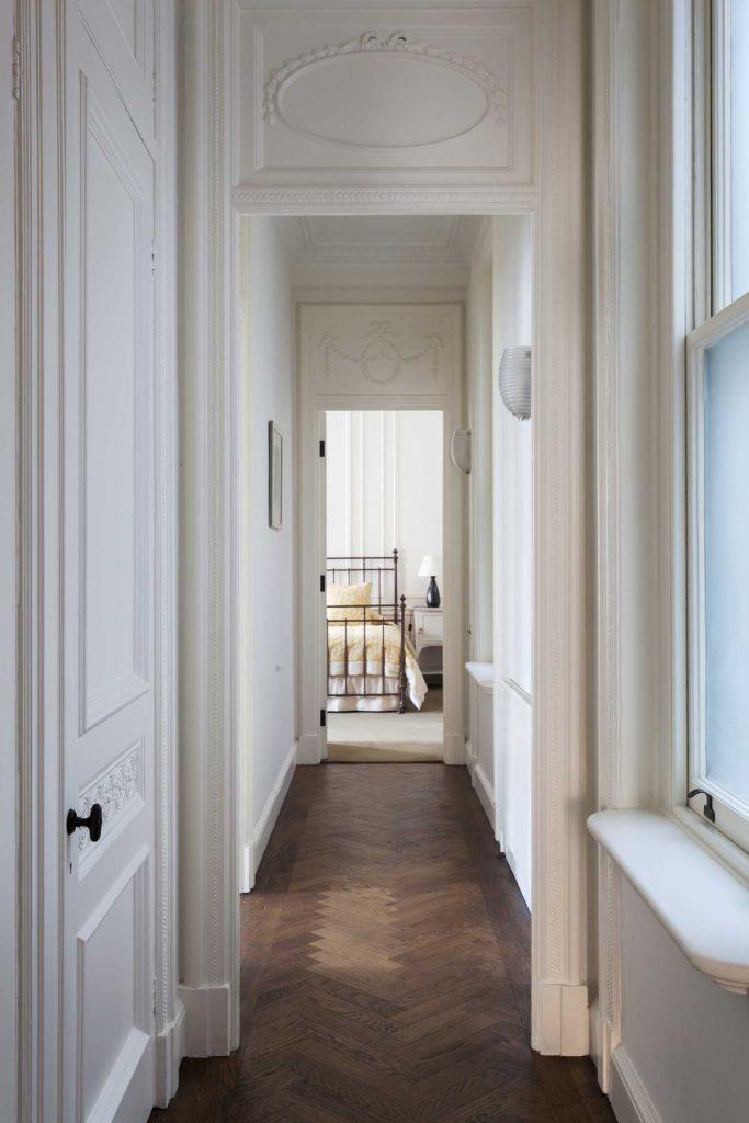 %name Refurbishment of a Marylebone Apartment by Nash Baker Architects