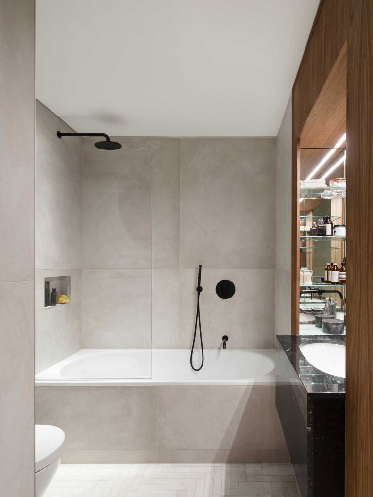 %name A Renovation Of a Flat in Edwardian mansion block by Syte Architects