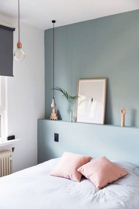bedroom paint The Psychology Behind Interior Colors: How To Pick the Perfect Shade?