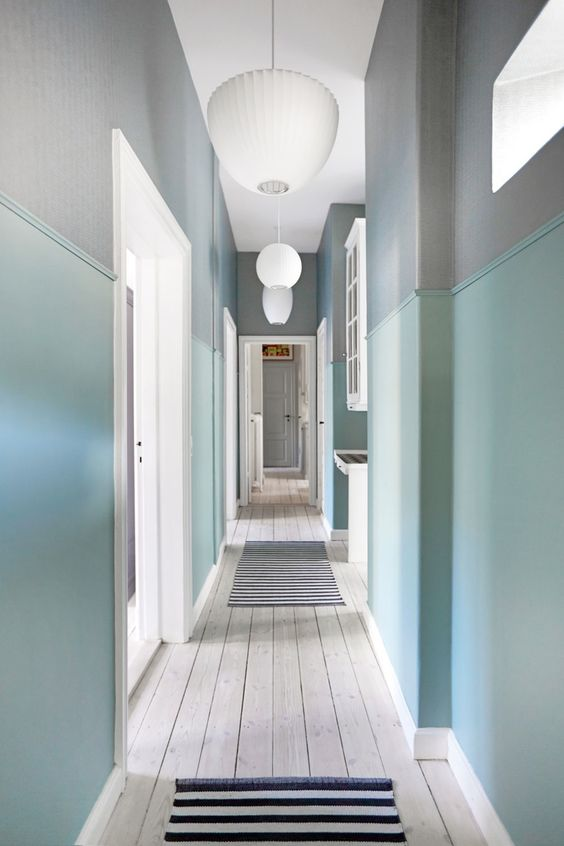 painted corridor How To Start Your Own Painting Business