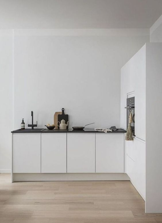 all white kitchen Inspiration for Your Modern Home