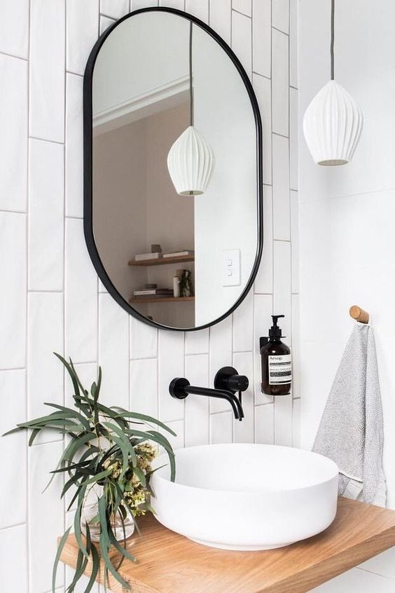 mirror How to Add Touches of Personality to a Project Home