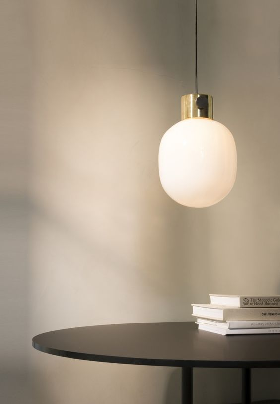 scandinavian lamp Easy Ways to Reduce Electricity Use in Your Home