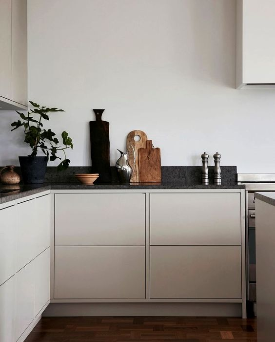 simple minimalist kitchen How to Increase the Functionality of Your Investment Property