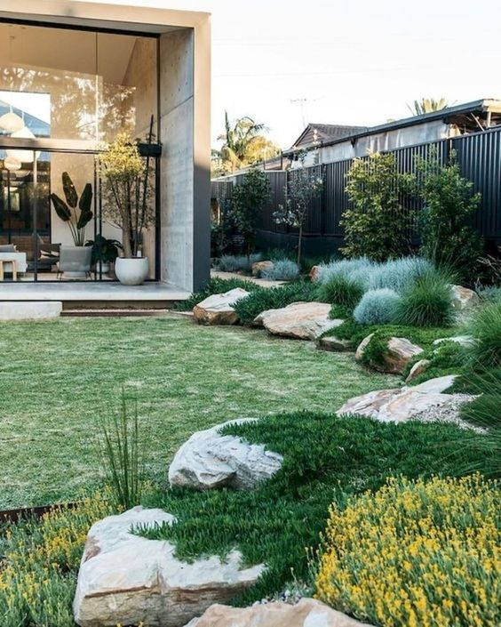 beautiful backyard How to Make Your Home Look More Stylish Without Doing Any Major Renovations