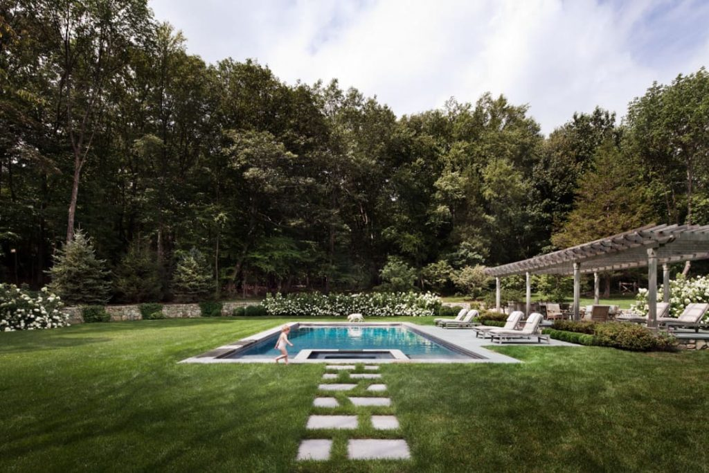 dream backyard with a pool 1024x683 How to Make Your Backyard Renovating Project a Success