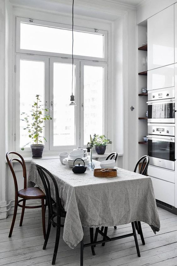 scandinavian kitchen Get Your Home Maintenance Done Right the First Time