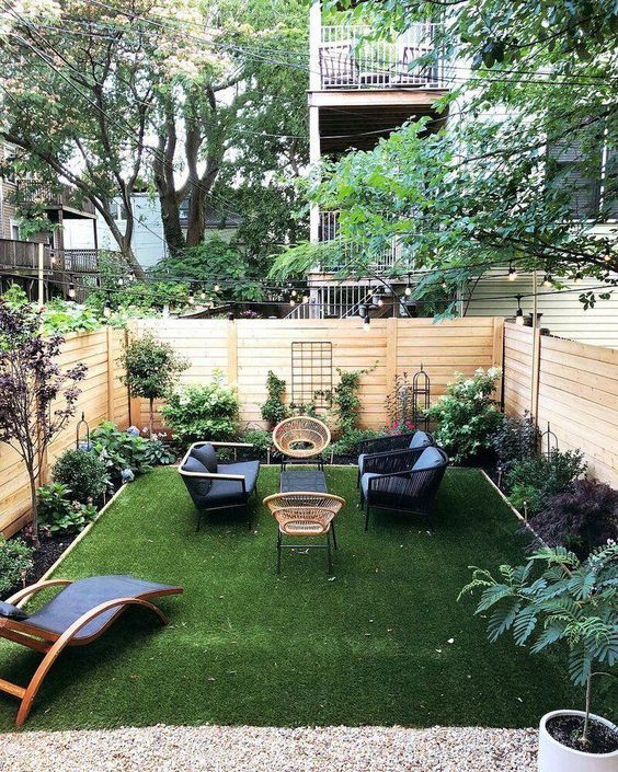 small backyard How to Make Your Backyard Renovating Project a Success