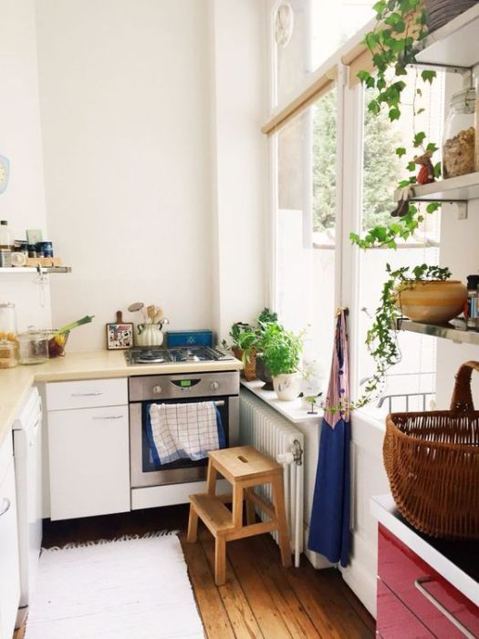 another small kitchen decor idea These 40+ Kitchen Decor Ideas Will Inspire You To Renovate Yours