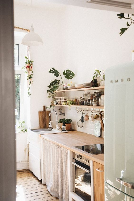 beautiful and simple details These 40+ Kitchen Decor Ideas Will Inspire You To Renovate Yours