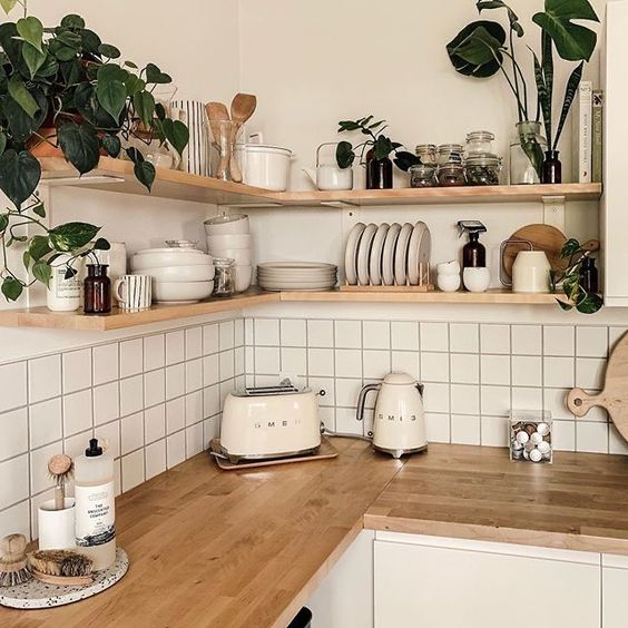 beautiful storage solutions These 40+ Kitchen Decor Ideas Will Inspire You To Renovate Yours