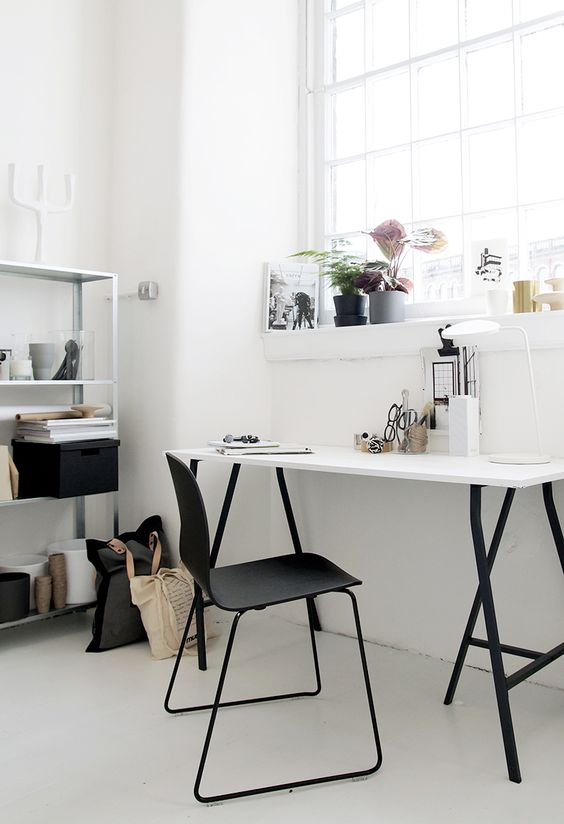 clean workspace Can Optimal Indoor Quality Boost Your Productivity at Home?