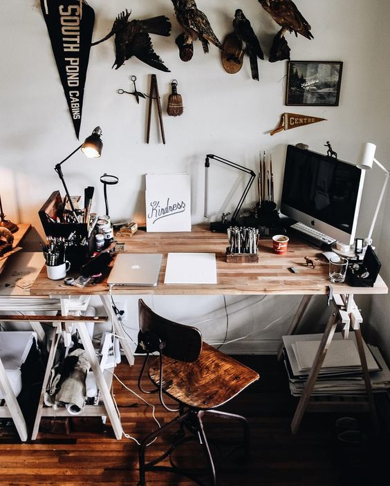 creative workspace Las Vegas Living: Tips to Turn Your Spare Room into an Office
