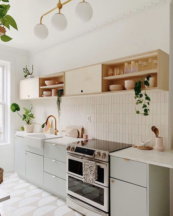 parisian style kitchen decor These 40+ Kitchen Decor Ideas Will Inspire You To Renovate Yours