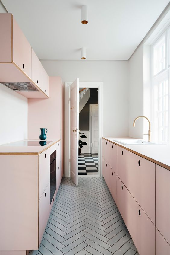 pink These 40+ Kitchen Decor Ideas Will Inspire You To Renovate Yours