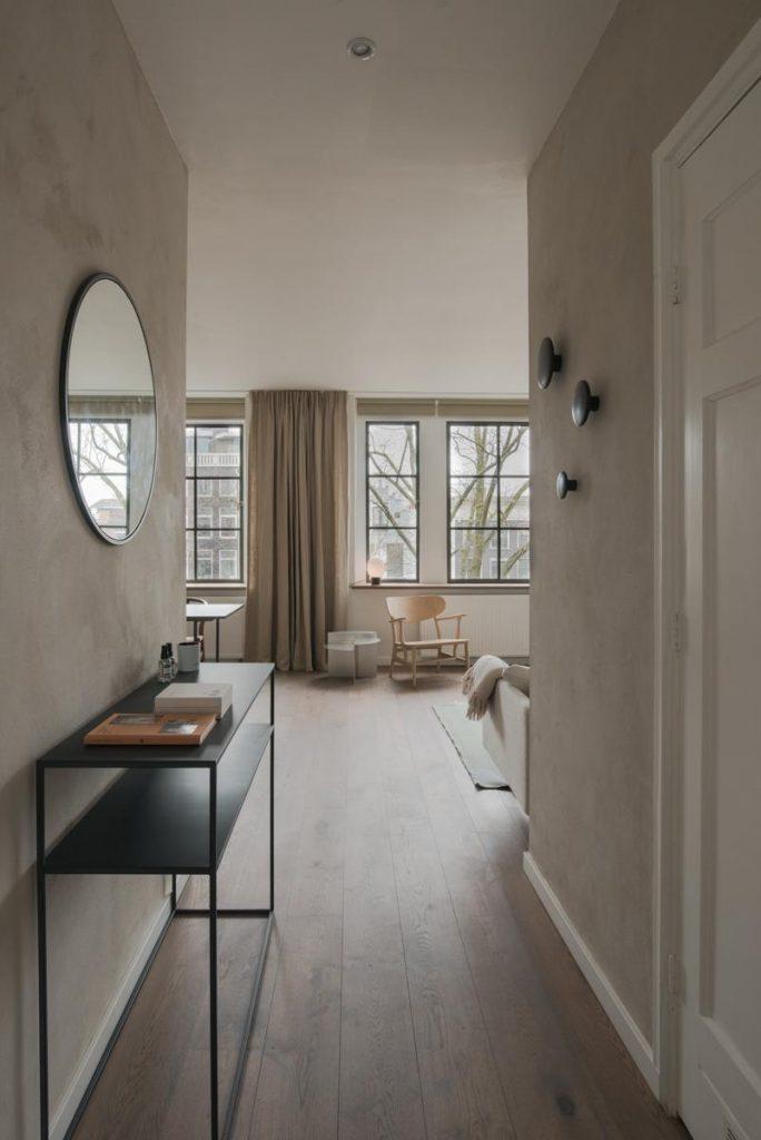 %name Nordic style apartment by architect Jurjen Van Hulzen