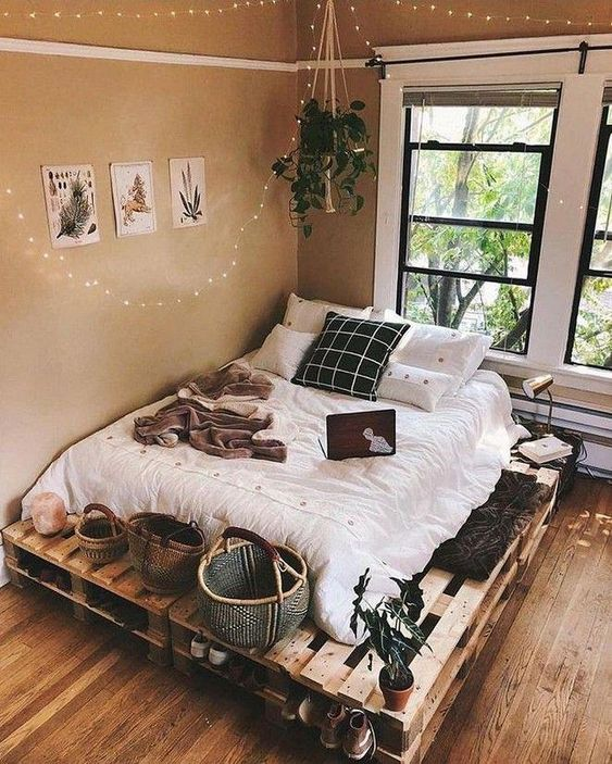 super cozy aesthetic bedroom 50+ Aesthetic Bedrooms And 9 Tips On How To Decorate Yours