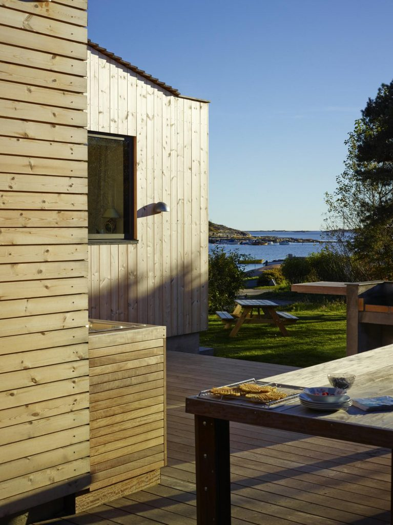 %name Small cabin on the Oslo fjord by Collective Works