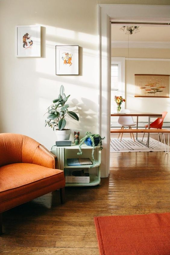 beautiful living room Affordable Ways To Rebuild Your Home After Flood Damage
