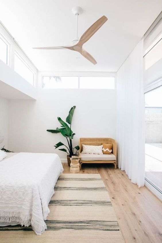 ceiling fan 4 Effective Ways to Make Your Bedroom More Comfortable
