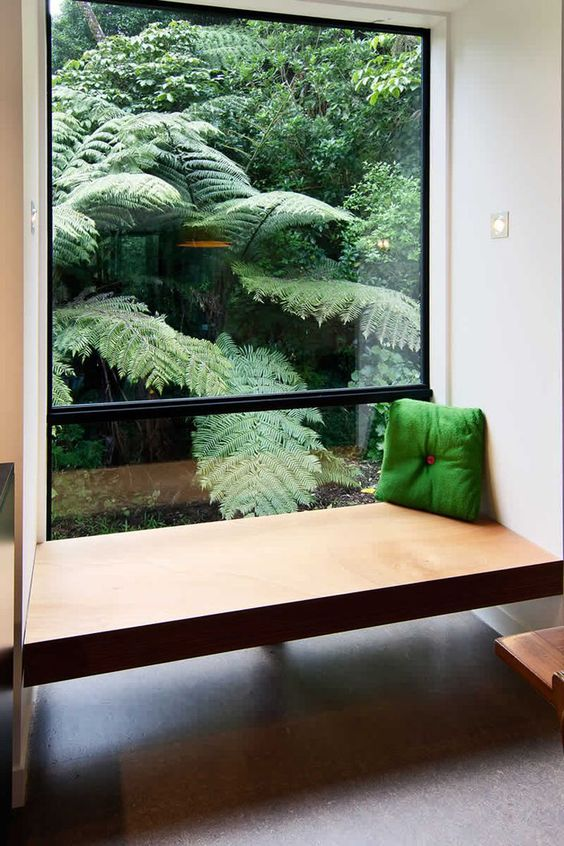 large window with a metal frame Why Clean Your Windows?