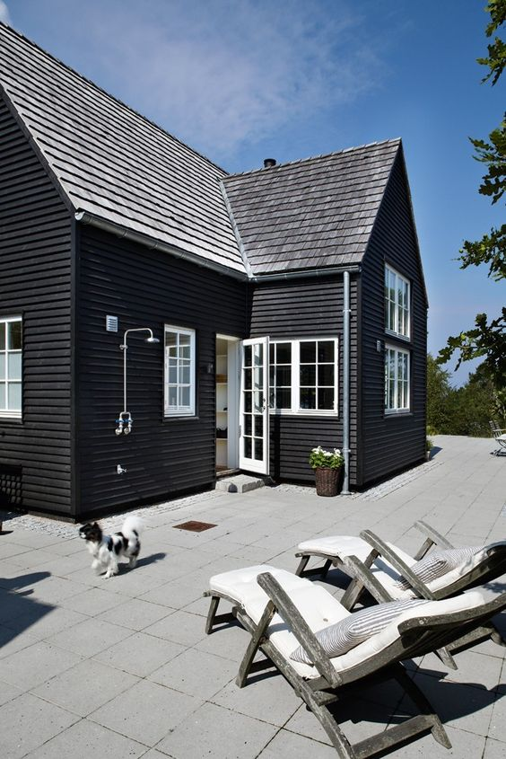 scandinavian style roof Repair or Replace Your Roof: Which One To Consider?