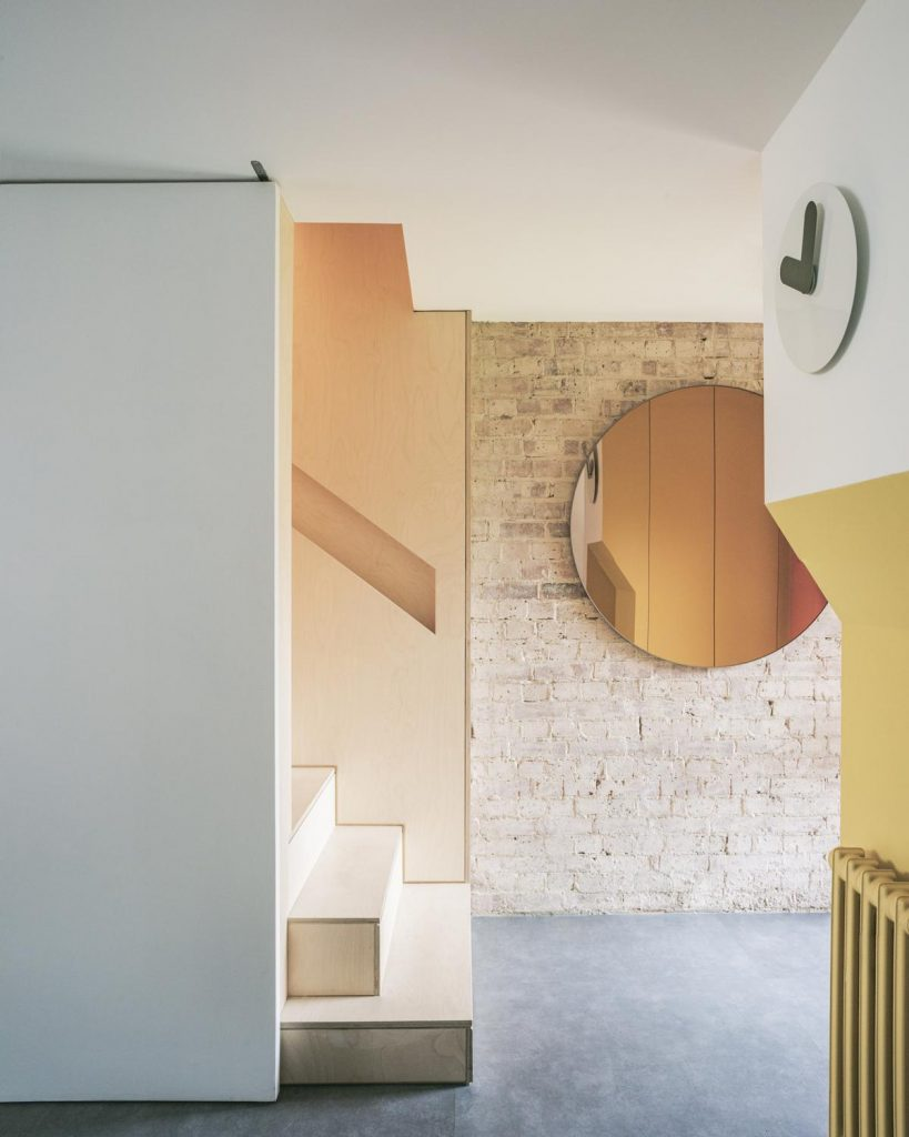 %name Reconfiguration of a Maisonette in London by Francesco Pierazzi Architects