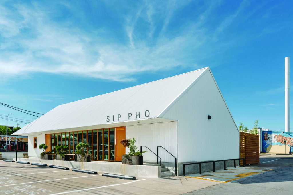 %name Sip Pho Restaurant by MAGIC architecture