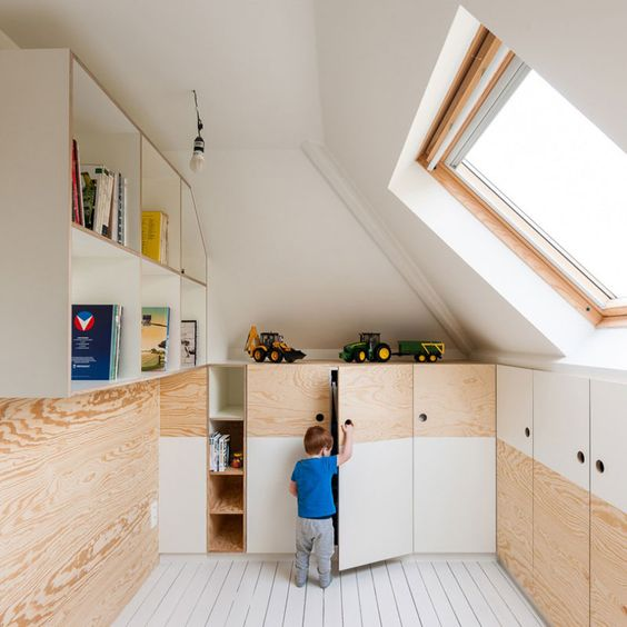 4 Great Ways to Make Use of Your Attic