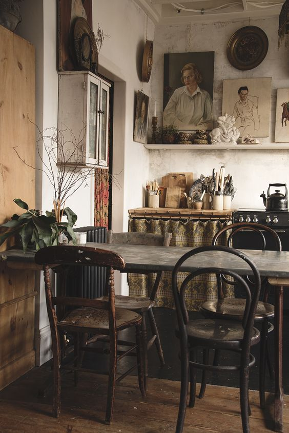 boho vintage interior Love Vintage? Heres Some Home Decor Ideas You Need to Try