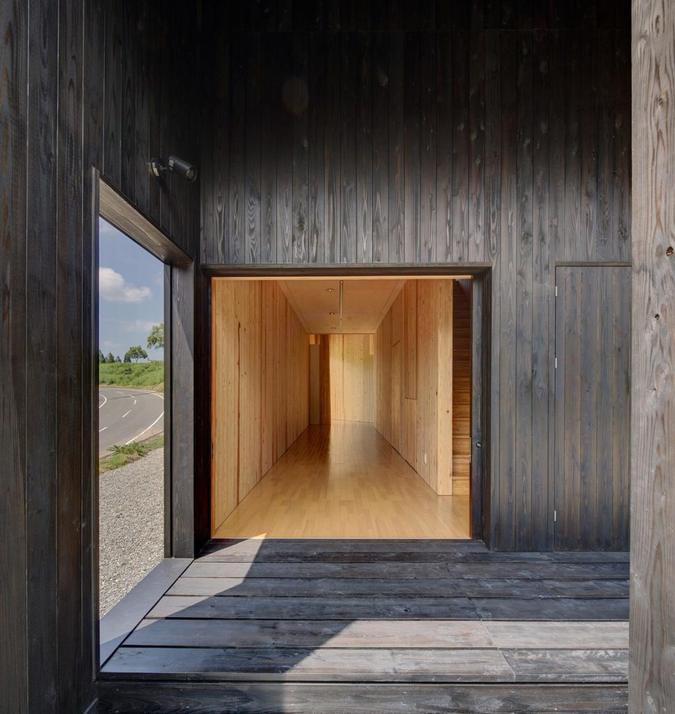 %name A gallery, studio, and atelier by Andrew Burns Architecture