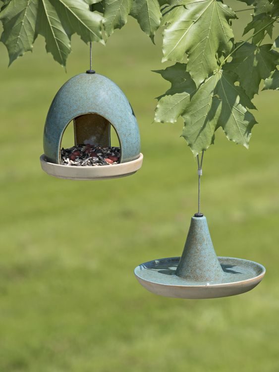 feeder and waterer set 25 Best Bird Feeders To Attract Birds To Your Garden